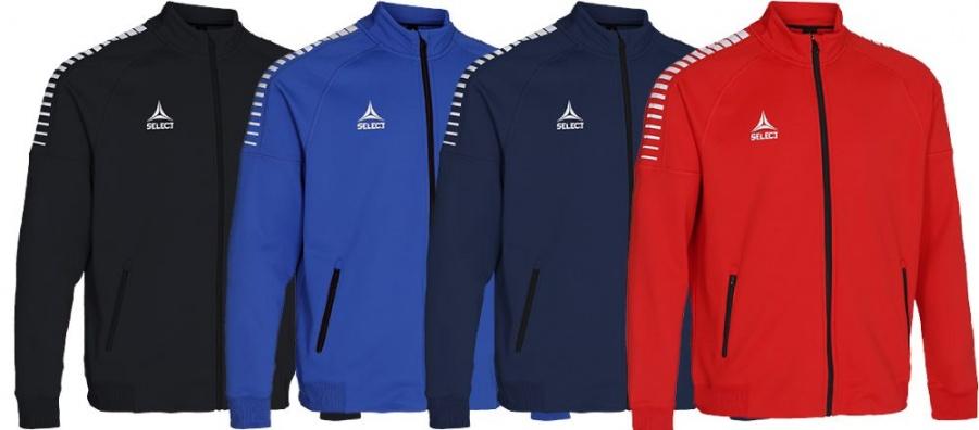 baea4274 Select Brazil treningsjakke - Tegu Sport - nettbutikk for fotball og ...
